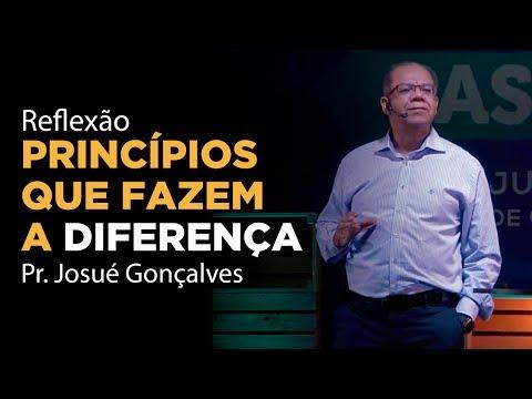 Pastor Discipulando Pastor 2017 - Pr Josué Gonçalves - Inscreva-se Junho 2018
