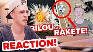 RAYFOX EXPERIMENT - BILOU vs RAKETE ! 😱 - REACTION || Flowest