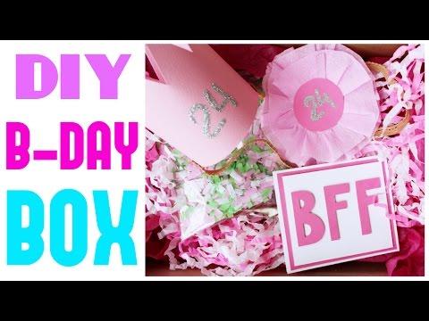 идеи для подарка на день рождения своими руками