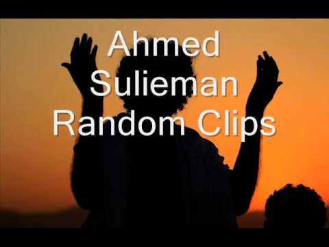 Ahmad Suliaman - Random Clips (BEAUTIFUL!)
