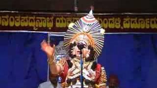 Yakshagana-Krishna Sandhana 01
