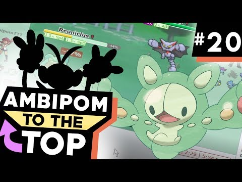 """AMBIPOM TO THE TOP!"" #20 Pokemon Ultra Sun & Moon! UU Showdown Live w/PokeaimMD"