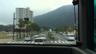 広島県 高速バス(いさりび号) 大塚駅〜広島自動車道(広島西風新都IC)