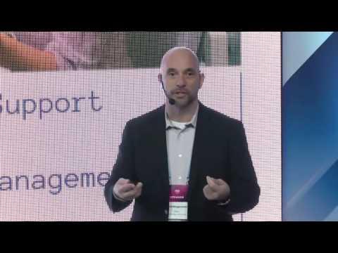 Lviv IT Arena 2016: Chris Bongiovanni, VP Client Success at SoftServe