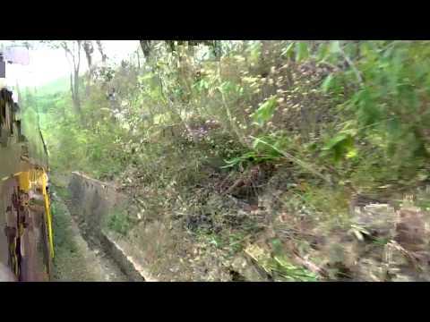 Lumding Haflong Railway Journey: Dangerous Place