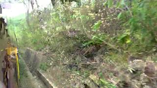 Lumding Haflong Railway Journey: Dangerous Place