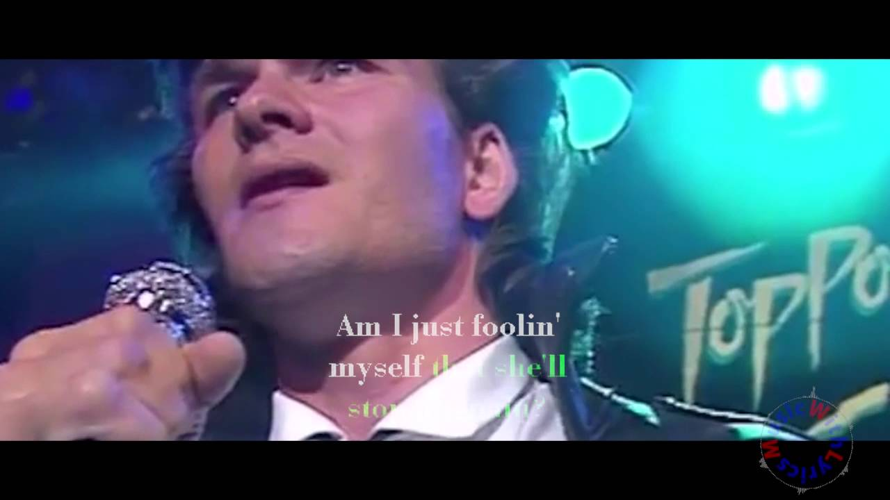Patrick Swayze - She's Like The Wind (with lyrics) - YouTube
