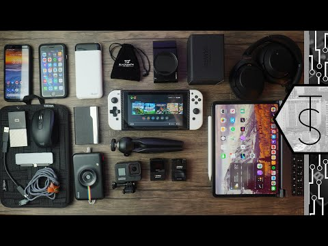 What's In My Tech Bag [Summer 2020] ft. Snap Wireless!