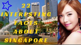 Some Of The Strange Information About Singapore You Didn't Know 22 Interesting Facts About Singapore