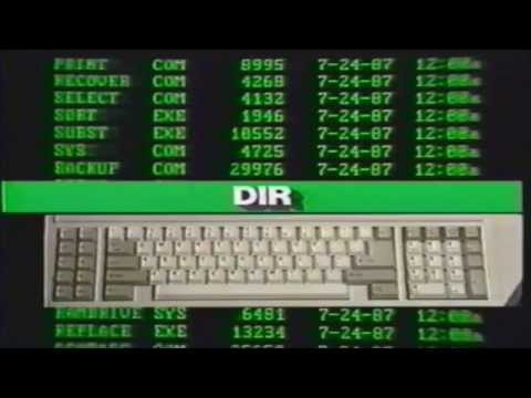 MS-DOS Literacy An Easy Intro to MS-DOS
