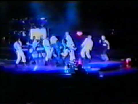 madonna blond ambition rotterdam 7-24-90 holiday