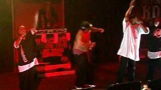 Big Scoob & Tech N9ne Live At Strange Days Tour 2010 - Salue