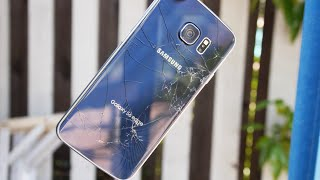 Samsung Galaxy S6 Edge Durability Drop Test!