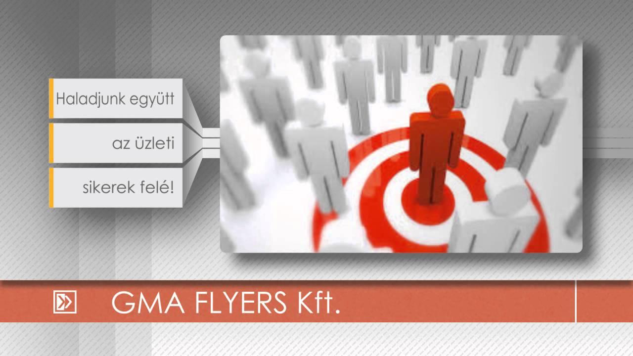 GMA FLYERS Kft - YouTube