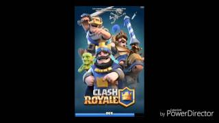 test deck Royal clash (really sorry for this extreme delay)