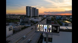 Compass Billboard - Miami
