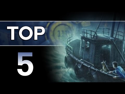 Fallout 4 - Top 5 Far Harbor Must Knows (DLC Info)!