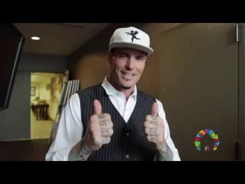 Vanilla Ice inspire living at the Think Realty Global Event