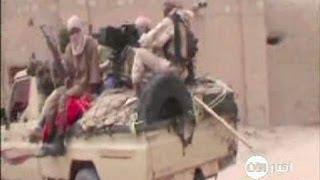 إرهابيون يتمركزون قرب الحدود الجزائرية التونسية