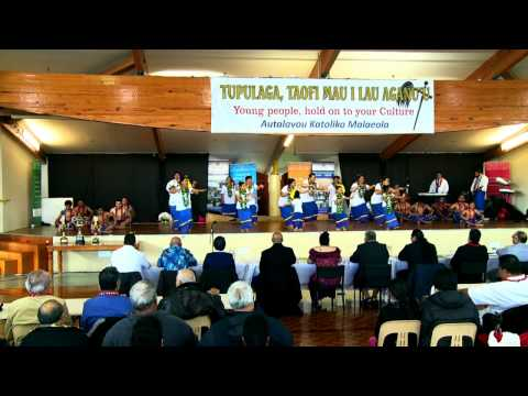 Winning Mauluulu Panmure Catholic Autalavou 2013