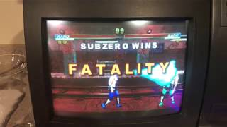 Midway Touchmaster Infinity easter egg: Mortal Kombat 3