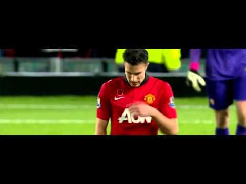 Robin van Persie vs Arsenal Home 13-14