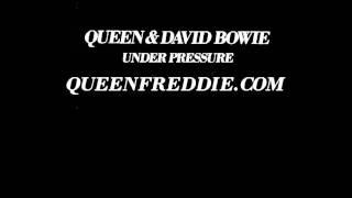 Under Pressure - Acapella