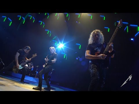 Nudge - Metallica Ride the Lightning LIVE