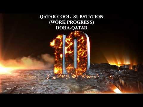QATAR COOL  SUBSTATION (DCP-3) - WORK PROGRESS
