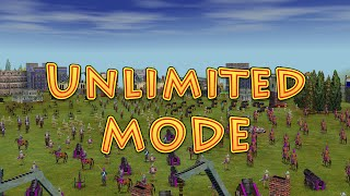 Empire Earth  - Unlimited Mode
