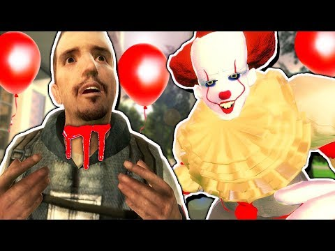 KILLED BY IT?! | Gmod Murder Investigation (PENNYWISE THE CLOWN MOD)