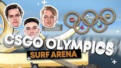 surf_ski2 NiP CSGO 3v3   CSGO Olympics Game 3   Ninjas in Pyjamas