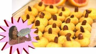 Biscotti con le mandorle - Le Ricette di Alice