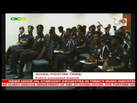 Ghana: Police criminal prosecutors trained