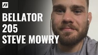 Undefeated HW Steve Mowry Talks Multi-Fight Deal With Bellator MMA & Promotional Debut Sept. 21