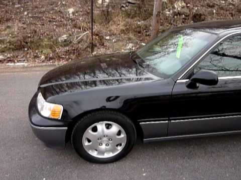 Acura RL Dr Special Edition Sedan K YouTube - 98 acura rl for sale