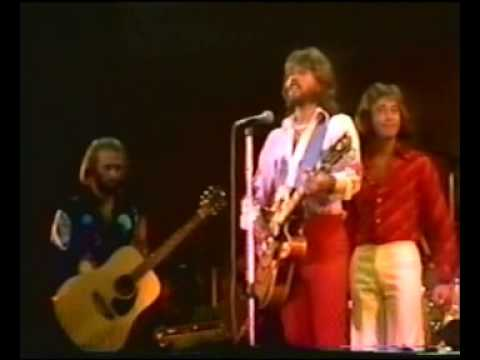 Bee Gees - In the Morning  LIVE @ Melbourne 1974