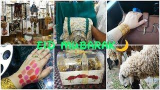 Going for Eid | Eid Preparations | Eid Mubarak || Vlogger Bird ||