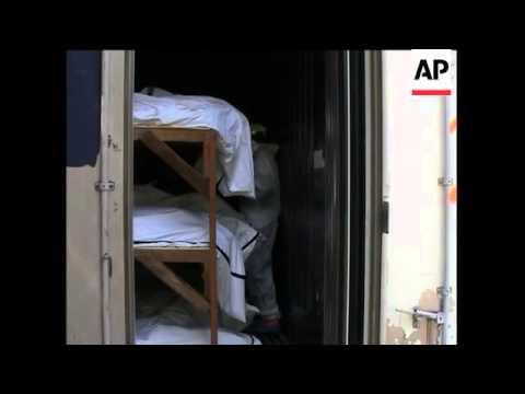 Israeli Volunteers Identify Tsunami Victims