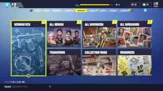 FORTNITE How to unlock skill tree tier 2