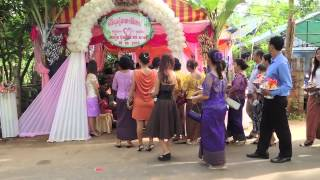 A Wedding--Cambodian-style!