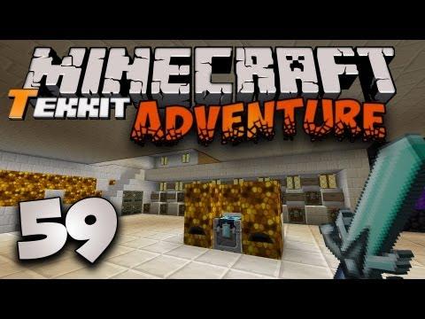 Minecraft Tekkit [Part 59] - Bojangles