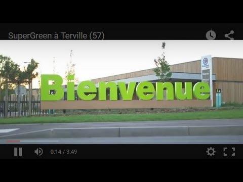SuperGreen à Terville (57)