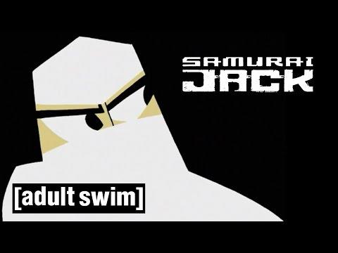 Jack vs the Ninja | Samurai Jack | Adult Swim