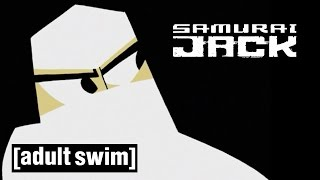 Jack vs the Ninja | Samurai Jack | Adult Swim