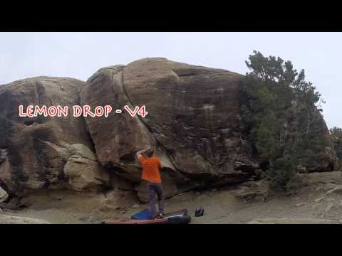 Joes Triassic Bouldering