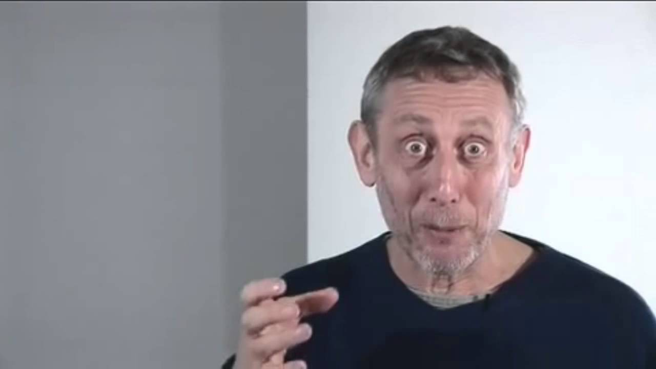 Image result for images of michael rosen fridge