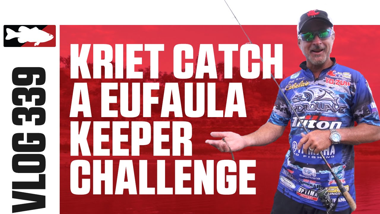 abc2d91c1d Jeff Kriet Catch-A-Keeper Challenge at the Spro Writer s Conference on Lake  Eufaula - TW VLOG  339