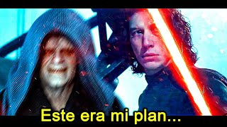 Nuevo Trailer Revela el Plan Secreto de Palpatine con Kylo Ren - Star Wars The Rise of Skywalker