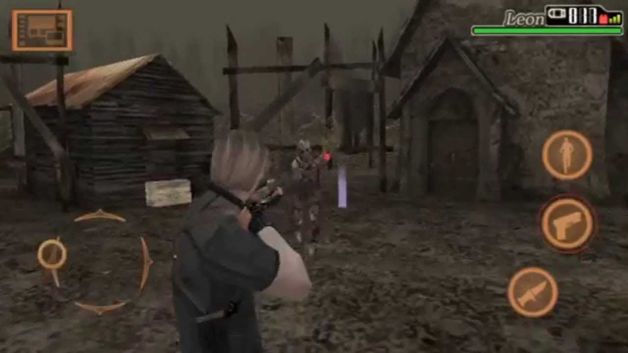 Resident Evil 4 Mod Unlocked All Chapter Download For Android